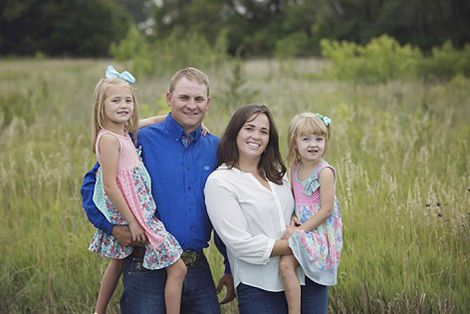 Scott Mallory Beck family Beck Angus Genoa Nebraska