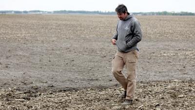 Greg deal in field