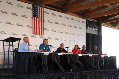 Farmfest national ag policy panel