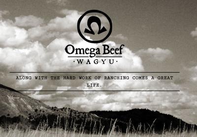 Omega Beef Wagyu logo