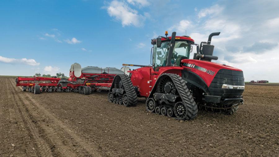 Rowtrac tractors