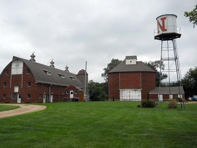 Burt County Museum: Touring the Malmsten farm