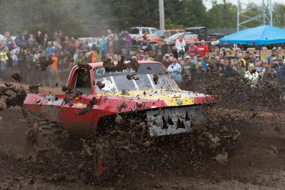 Mud bog -- Florence County Fair