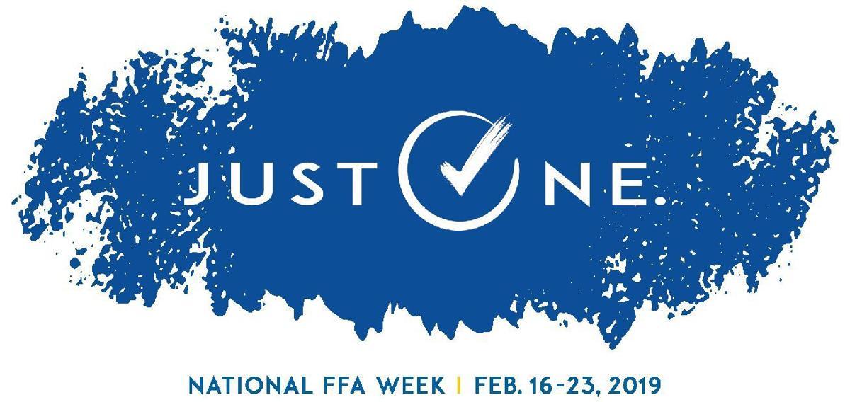 2019 National FFA Week logo