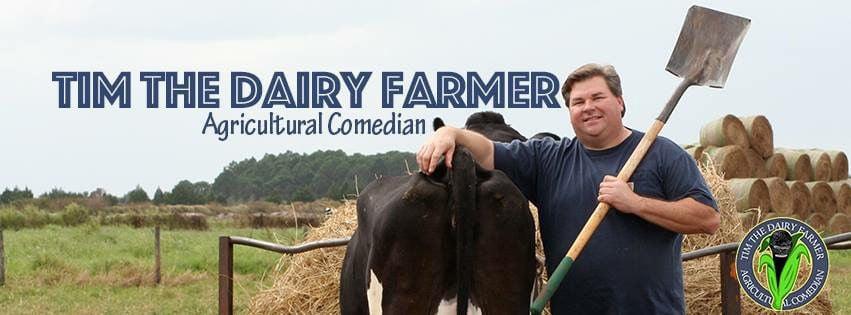 Tim the Dairy Farmer -- Tim Moffett