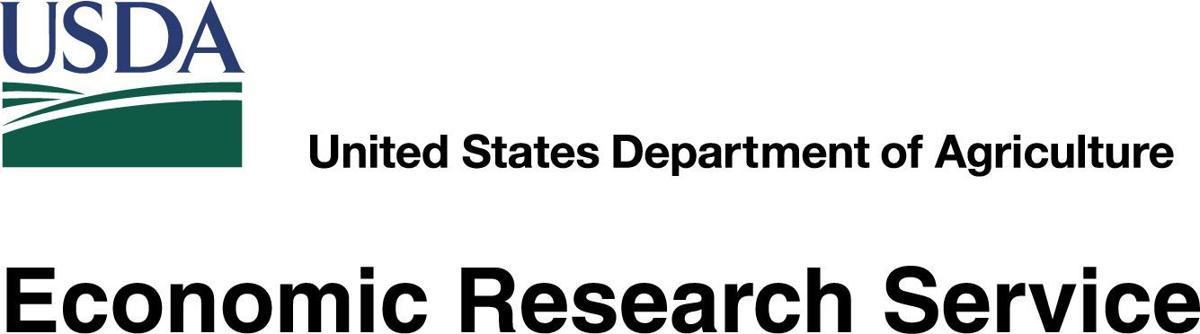 USDA Economic Research Service logo