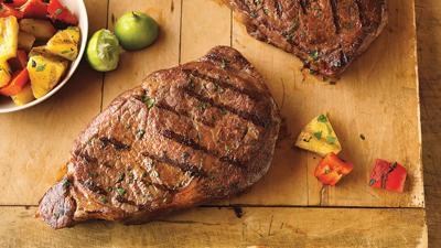 Caribbean Ribeye  Steaks