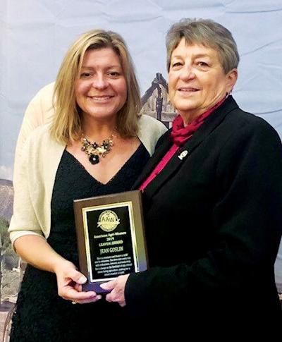 LEAVEN award