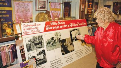 Shirley Harris banner