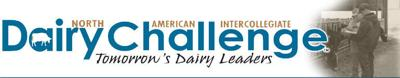 North American Intercollegiate Dairy Challenge logo