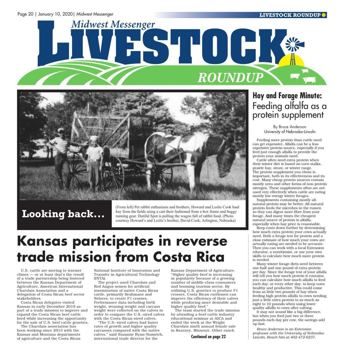 Livestock Roundup 1/10/20