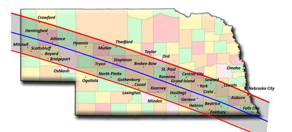 Tips For Viewing The 2017 Total Solar Eclipse State Regional