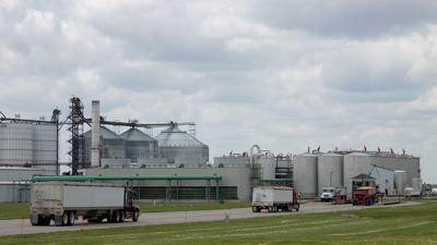 St Ansgar biofuel
