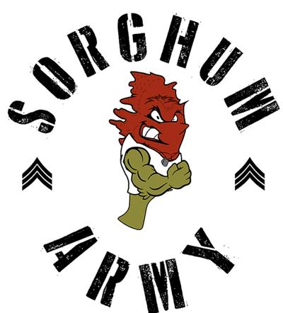Nebraska Sorghum Board Sorghum Army logo