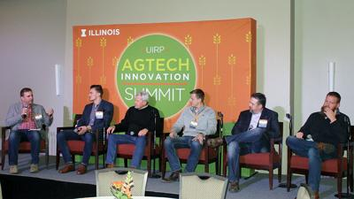 AgTech Innovation Summit at the University of Illinois Research Park