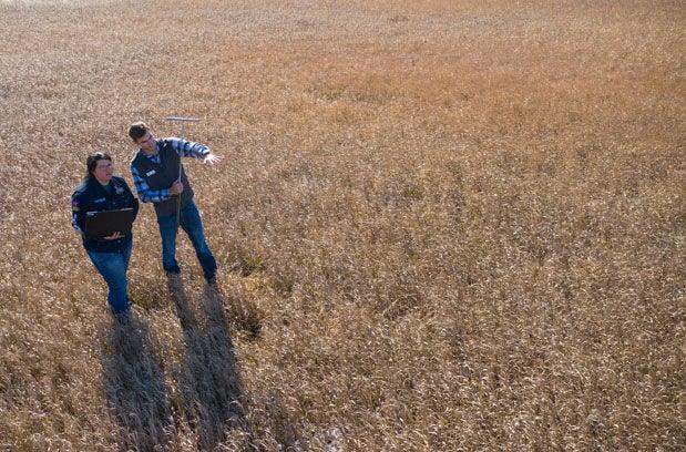 Kaden Eisenbraun field