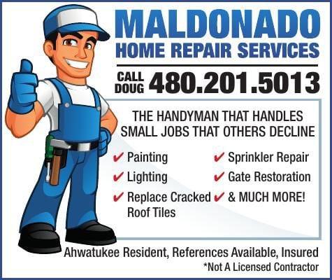 Maldonado Home Repair