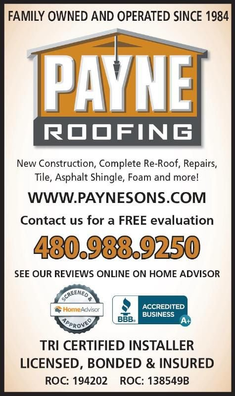 Payne & Sons Roofing