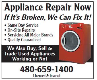 Appliance Repair Now