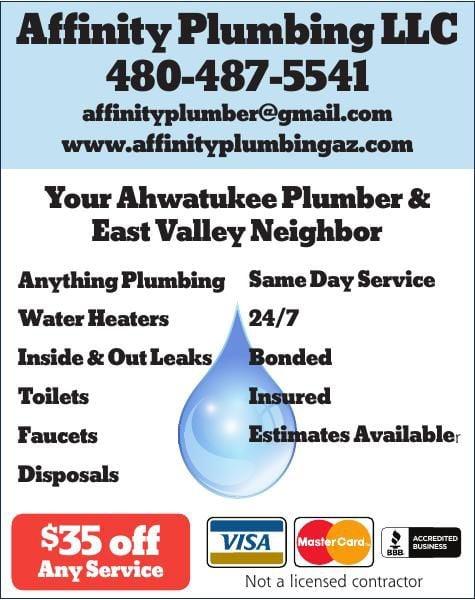 Affinity Plumbing LLC