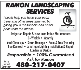Ramon Landscaping Services