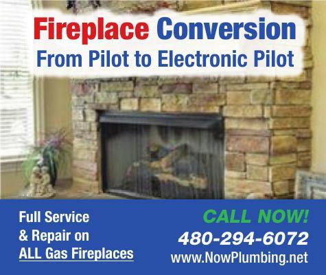 Fireplace Conversion