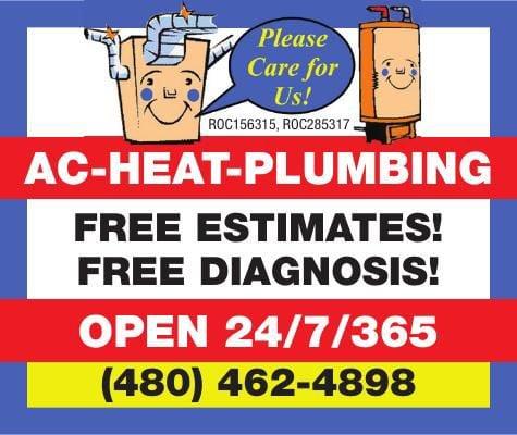 AC Heat Plumbing