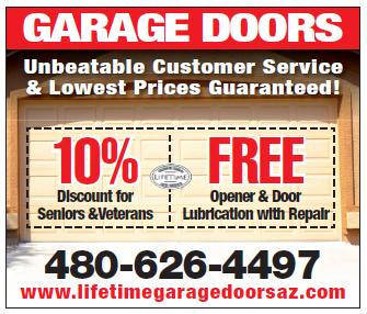 Life Time Garage Doors
