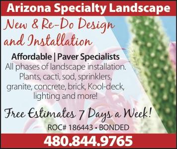 Arizona Specialty