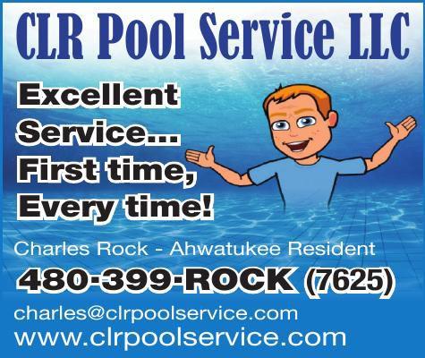 CLR Pool Service LLC