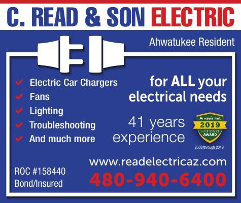 C. READ & SON ELECTRIC