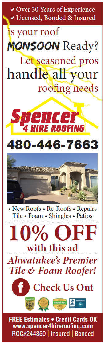 Spencer 4 Hire Roofing