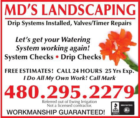 MD's Landscaping
