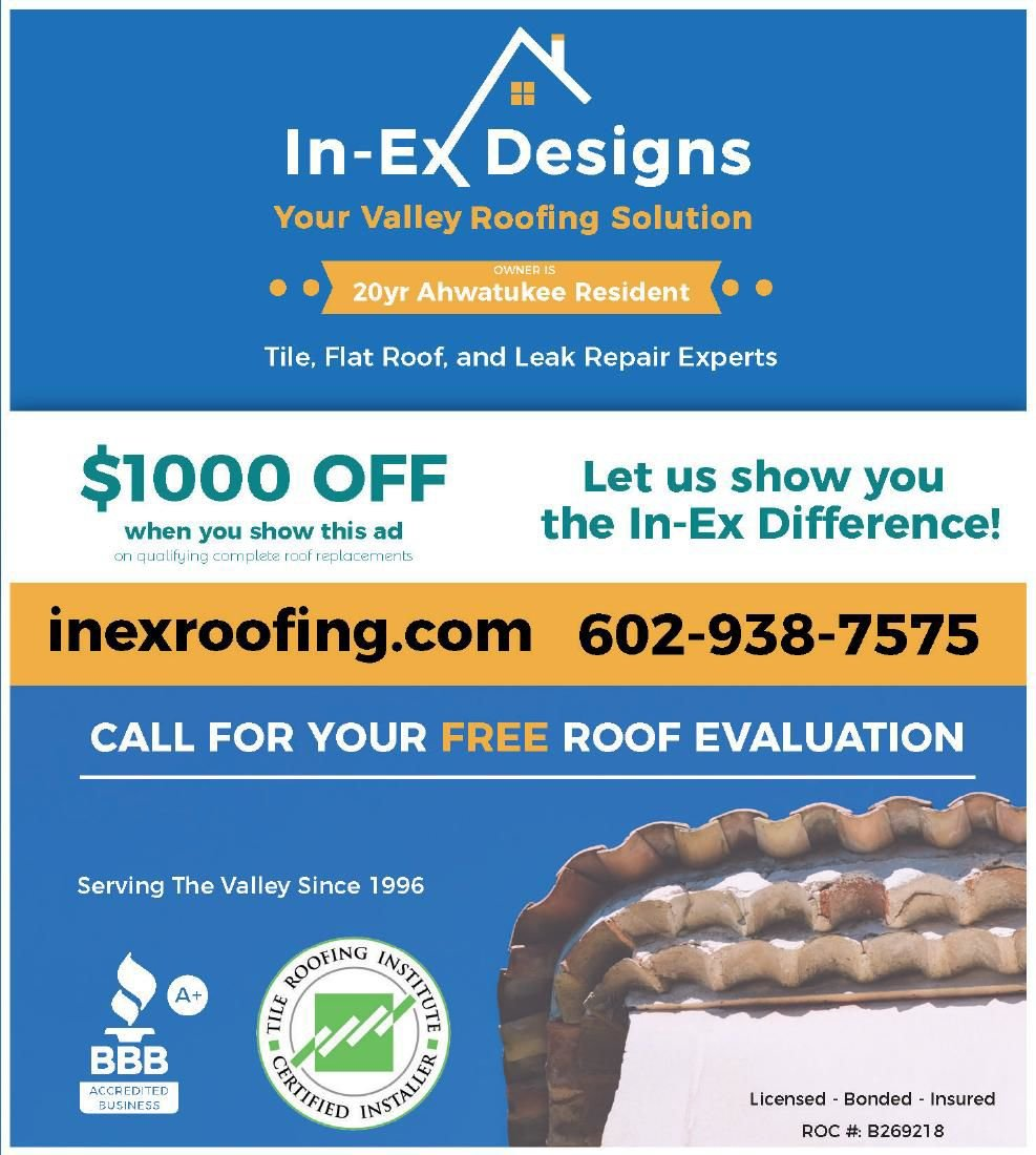 IN-EX DESIGNS - Roofing Solutions