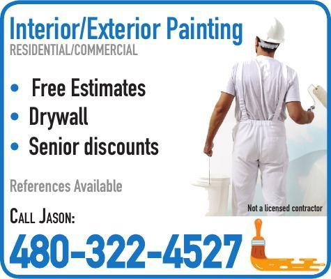 Jason Interior/Exterior Painting