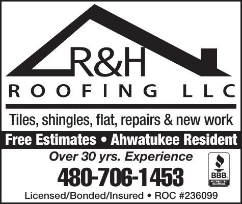 R&H Roofing LLC