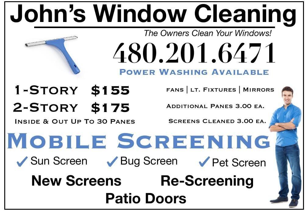 John's Window Cleaning