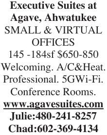 Executive Suites at