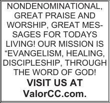 MEETING/EVENTS Valor Church