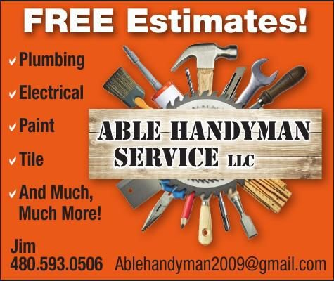 Able Handyman Service LLC