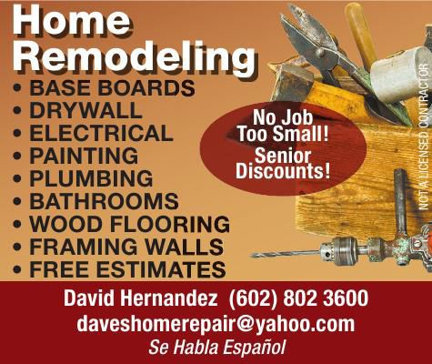 David Hernandez Home Remodeling