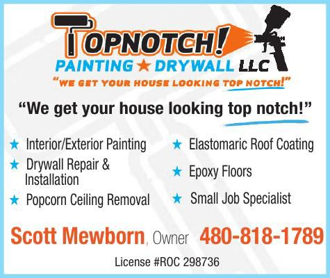 """""""We get your house looking top notch!"""""""