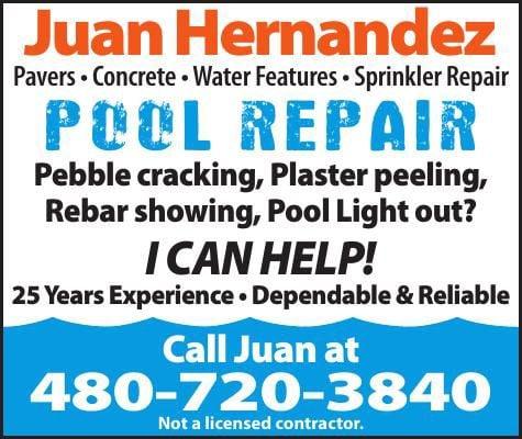 Juan Hernandez Pool Repair