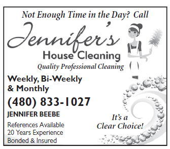 Jennifer House Cleaning