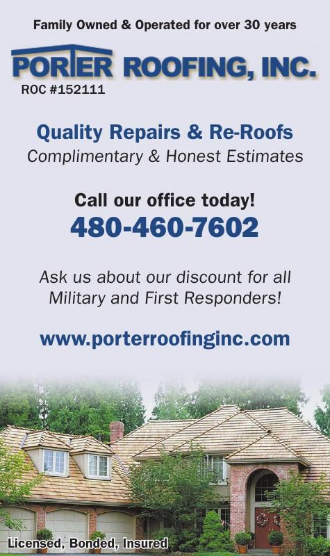 Porier Roofing