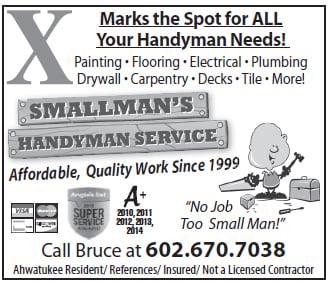 Smallman's Handyman Service