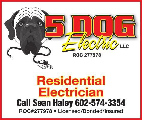 5 Dog Electric