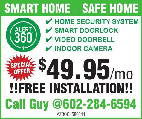 SMART HOME - SAFE HOME