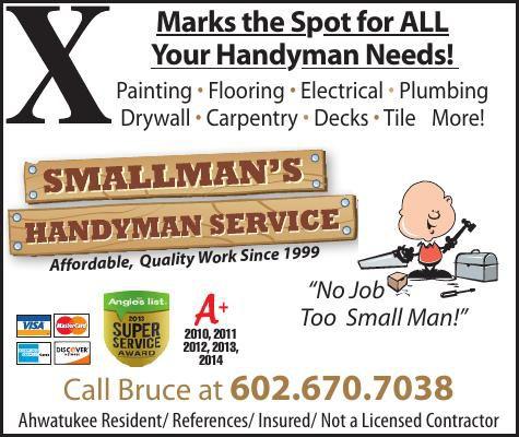 X Marks the Spot Handyman
