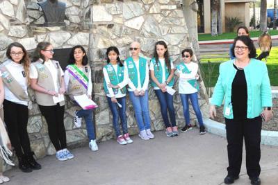 Ahwatukee Girl Scouts